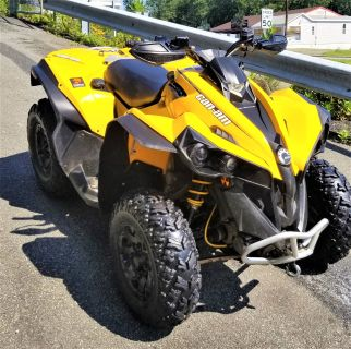 2015 Can-Am Renegade 500 Sport-Utility ATVs Ledgewood, NJ