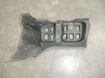 Purchase 06 Honda Rancher 350 Right Floor Board Foot Well Heel Guard 12574 motorcycle in Farmersburg, Indiana, United States