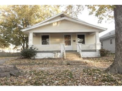 2 Bed 1.0 Bath Preforeclosure Property in Princeton, IN 47670 - N Prince St