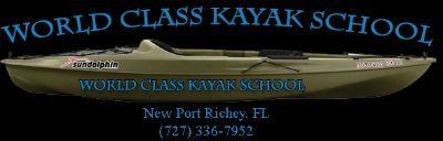 Learn to Kayak with a Pro
