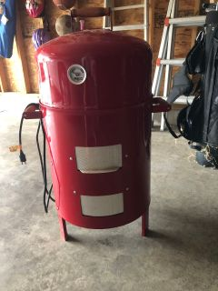 Electric Water smoker