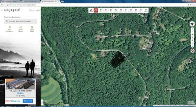 2 adjoining lots in Treasure Lake Dubois - MAKE OFFER