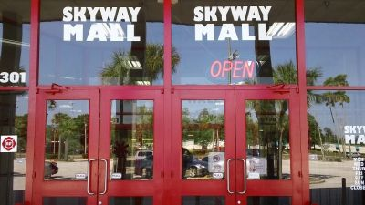 SKYWAY MALL---UNDER NEW MANAGEMENT !!!---BOOTH RENT SPECIALS !!