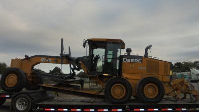 2011 John Deere Construction 672G/GP