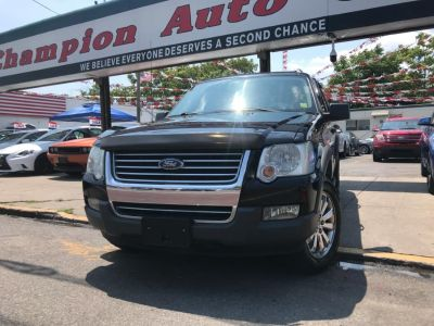 2006 Ford Explorer XLT (Black)