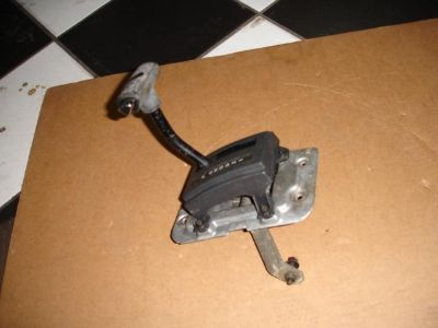 Buy 1987 88 89 90 93 Ford Mustang automatic shifter 2.3 4cyl w/AOD (FORD) #100213A motorcycle in Hialeah, Florida, US, for US $49.99