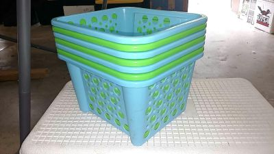 EUC storage/baskets/containers