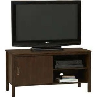 Brand new in package wooden broyhill tv stand retail 260