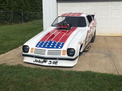 U. S. MALE NITRO FUNNY CAR