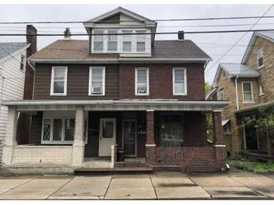 3 Bed 1 Bath Foreclosure Property in Tamaqua, PA 18252 - E Broad St
