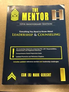 Leadership and Counseling Book