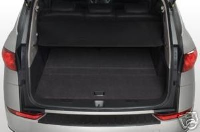Purchase 06 - 07 Subaru Tribeca Beige Luggage Compartment Cover motorcycle in Boulder, Colorado, US, for US $44.00