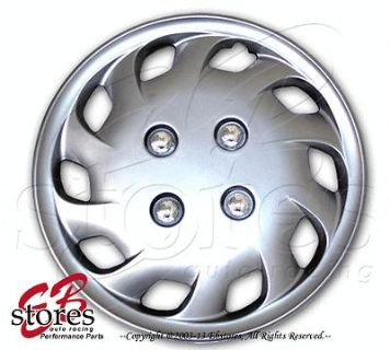 "Find One Set (4pcs) of 14 inch Rim Wheel Skin Cover Hubcap Hub caps 14"" Style#501 motorcycle in La Puente, California, US, for US $26.15"