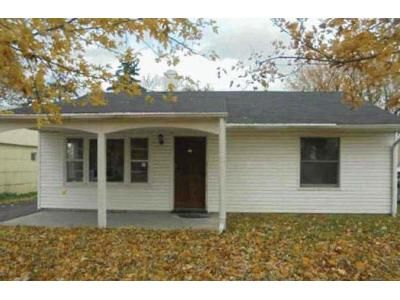 2 Bed 1.0 Bath Preforeclosure Property in Marion, OH 43302 - Olney Ave