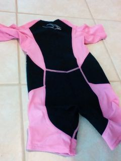 REDUCED!! Girls wet suit