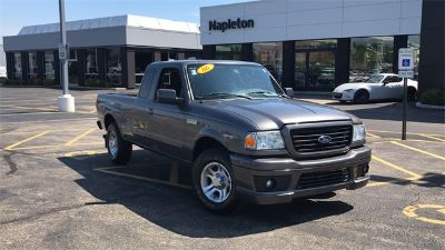 2006 Ford Ranger XL (Dark Shadow Gray Clearcoat Metallic)