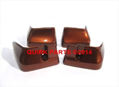 Sell 2008-2011 Subaru Impreza 5-D Splash Guard Mud Flap Set Paprika Red Pearl OEM NEW motorcycle in Braintree, Massachusetts, United States, for US $89.95
