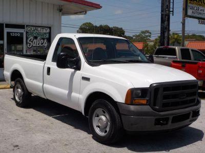 2005 Ford RSX XLT (White)