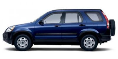 2006 Honda CR-V LX (Black)