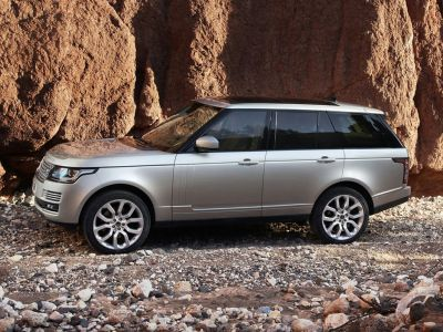 2015 Land Rover Range Rover 5.0L V8 Supercharged (Causeway Gray Metallic)