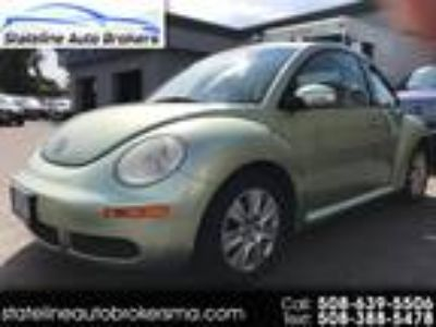 Used 2008 VOLKSWAGEN New Beetle Coupe For Sale