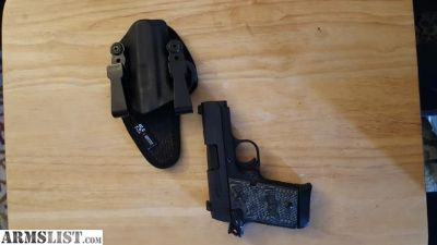 For Sale/Trade: Sig Saur p938 Extreme w/ stealth gear appendix holster