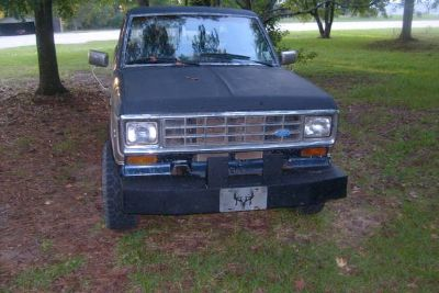 1987 Ford Ranger ext cab 4x4