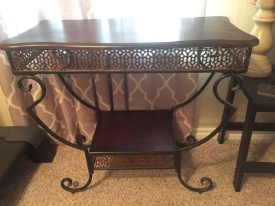 Beautiful entry table or sofa table