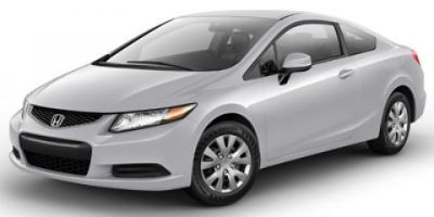 2012 Honda Civic LX (Blue)