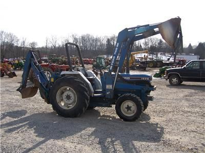 $2,000, Ford 1920 Tractor Loader Backhoe 4x4