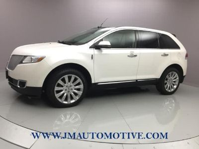 Used 2012 Lincoln Mkx AWD 4dr, 85,413 miles