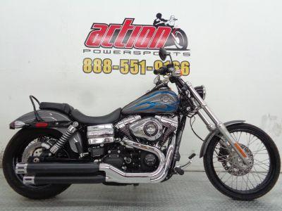 2014 Harley-Davidson Dyna Wide Glide Cruiser Motorcycles Tulsa, OK
