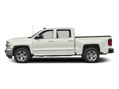 2018 Chevrolet Silverado 1500 2WD Crew Cab LTZ w/1LZ (Iridescent Pearl Tricoat)