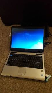 Toshiba Satellite Laptop Win 7 Pro
