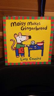 Brand new. Maisy makes gingerbread. $1.50