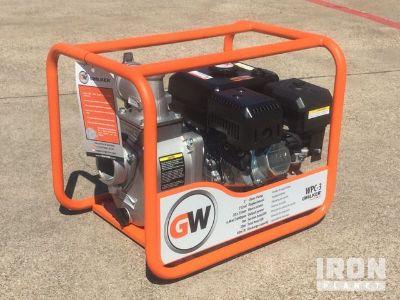 G-Walker WPC-3 Water Pump - Unused