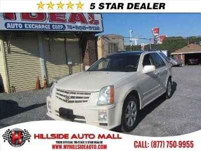 2007 Cadillac SRX V6 (White)