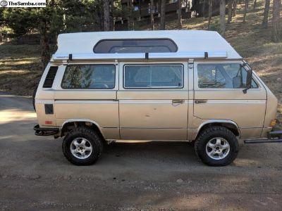 1987 Syncro Adventurewagen SVX