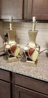 2 Lamp bases from Ashley