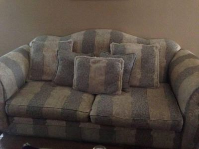 $750, Moving SaleSofa, Love Seat...