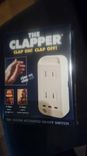 NEW The Clapper