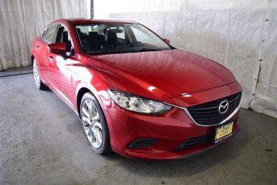 2016 Mazda Mazda6 i Touring (Soul Red Metallic)