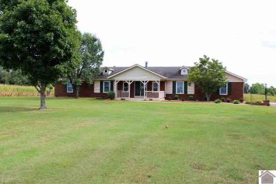 6493 Brewers Hwy Benton Four BR, 10 acres located at - Welcome