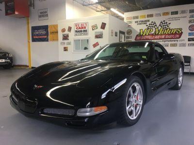 2001 Chevrolet Corvette Base (Black)