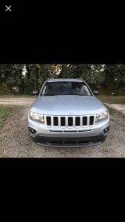 2014 Jeep Compass 4wd