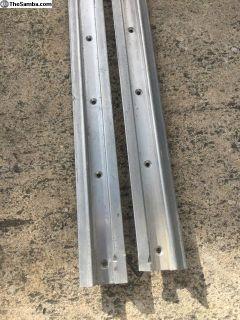 Sunroof rails Type 2