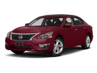 2014 Nissan Altima 2.5 (Java Metallic)