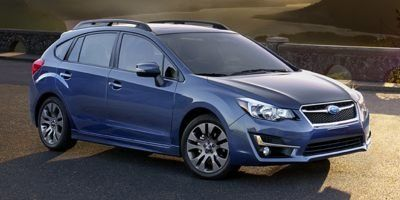 2015 Subaru Impreza Wagon 2.0i Sport Limited (Deep Sea Blue Pearl)