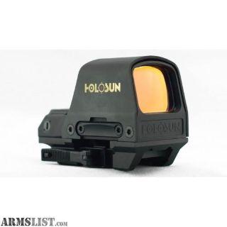 For Sale: HOLOSUN HS510C Circle Dot & Solar