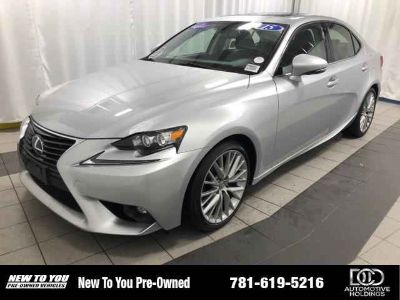 Used 2015 Lexus IS 250 4dr Sport Sdn AWD